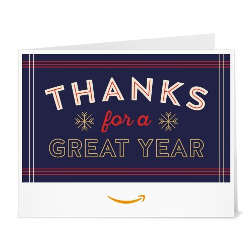 Thanks for a great year print at home link image