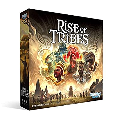 Rise of Tribes: Toys & Games