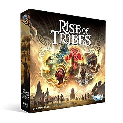 Amazon.com: Rise of Tribes - Juego de mesa: Toys & Games