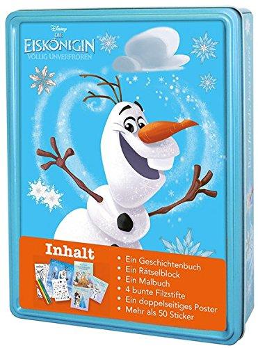Disney - Die Eiskönigin Box Olaf: Coole Metallbox mit vielen Extras!