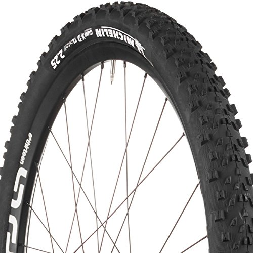 MICHELIN Force XC Tire - 27.5in Black, 27.5x2.10 (Michelin Country Racer)