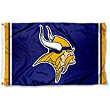 Minnesota Vikings Large NFL 3x5 Flag