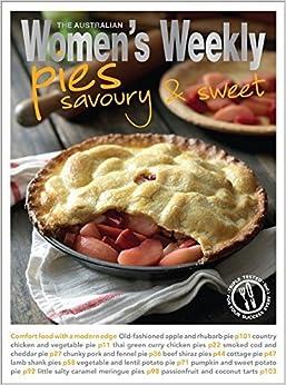Book Pies: Savoury & Sweet (The Australian Women's Weekly Essentials) by The Australian Women's Weekly (2011-09-05)