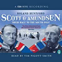 Image for Scott and Amundsen: Their Race to the South Pole