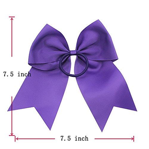 Buy purple hair tie
