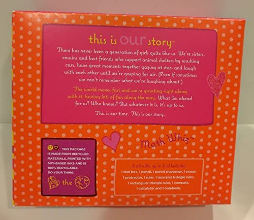 """Our Generation Math Whiz Accessories Set For 18/"""" Dolls"""