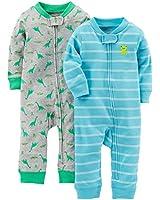Burt's Bees Baby Baby Girls' Pajamas,...