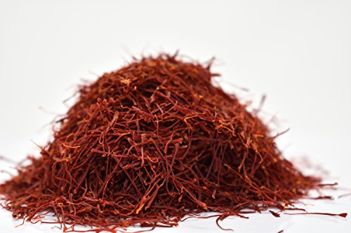 Persian Saffron Threads by Slofoodgroup Premium Quality Saffron Threads, All Red Saffron Filaments (various sizes) Grade I Saffron (1 Gram Saffron) by Slofoodgroup (Image #8)