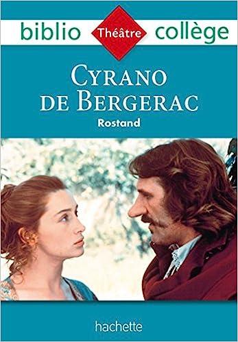 Amazon Fr Bibliocollege Cyrano De Bergerac Edmond Rostand Rostand Edmond Lisle Isabelle De Livres