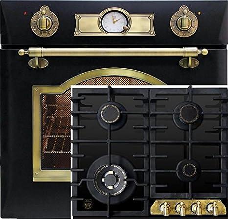 Novedad Cocina de gas Juego Autark Kaiser Empire Negro ...