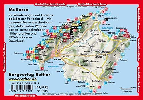 Mallorca Die Schonsten Kusten Und Bergwanderungen 77 Touren