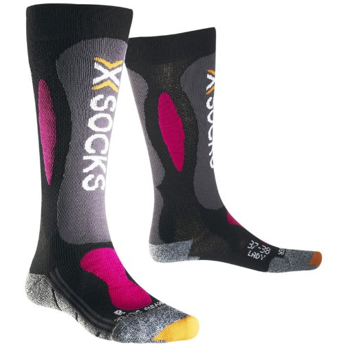 X-Socks Ski Carving Silver Women X020357 Unisex Socken
