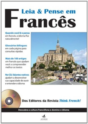 Leia & Pense Em Francês