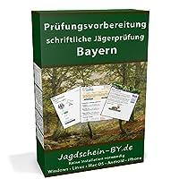 Online Trainer für die staatliche Jagdprüfung Bayern 2018 (Zugangslizenz)