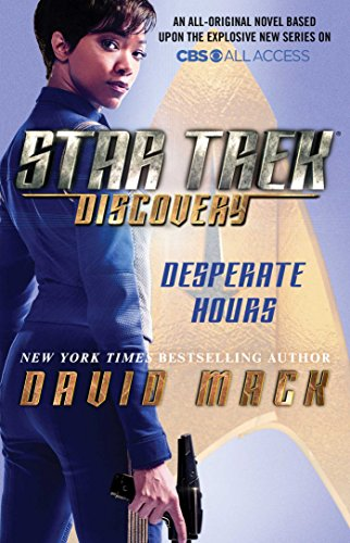 Star Trek: Discovery: Desperate Hours cover
