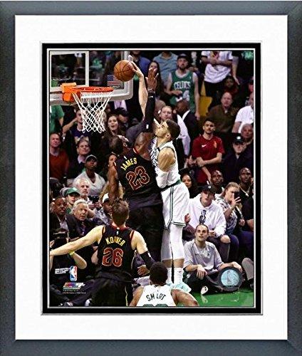 Jayson Tatum Boston Celtics 2018 NBA Playoff Photo (Size: 12.5
