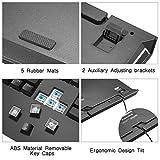 Gaming Keyboard, AURTEC Optical Axis Mechanical