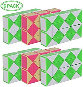 Sweepstakes: Snake Cube