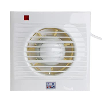 AISme Power 220V 50Hz 20W Kitchen Bathroom Ventilation Laundry Room Exhaust  Fan Air Through Wall Family