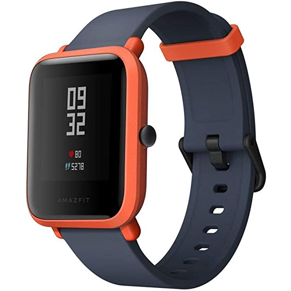 Xiaomi Amazifit Bip A1608 - Smartwatch, Color Rojo: Amazon ...