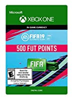FIFA 19: ULTIMATE TEAM FIFA POINTS 500 - Xbox One [Digital Code]