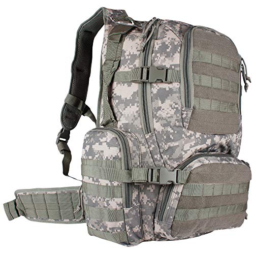 Fox Outdoor Products Field Operator's Action Pack, Terrain Rubberized Digital