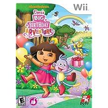 Dora the Explorer: Dora's Big Birthday Adventure - Wii Standard Edition