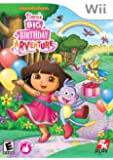 Dora the Explorer: Dora's Big Birthday Adventure - Nintendo Wii