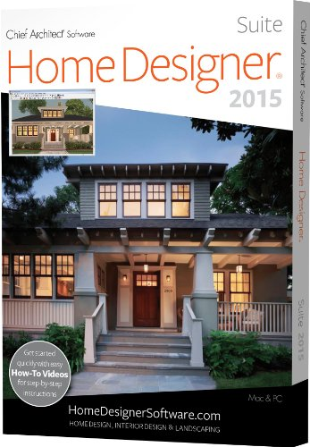 Home designer suite 2015 buy online in uae cd rom for Custom home architect cost
