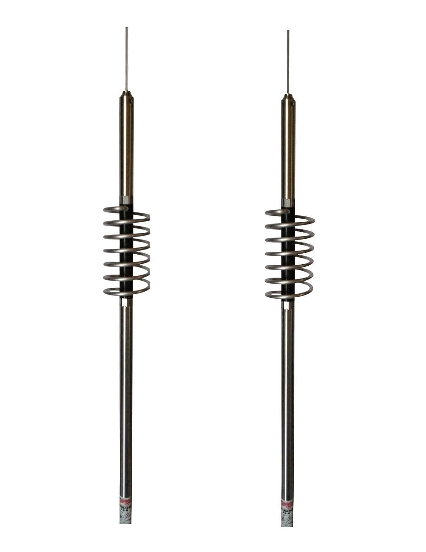 Ham Antenna Made in The USA 2 Items Dual Predator 10K K-1-17 Cowtown CB