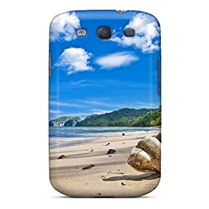 New Style DustinHVance Lonely Shell Premium Tpu Cover Case For Galaxy S3