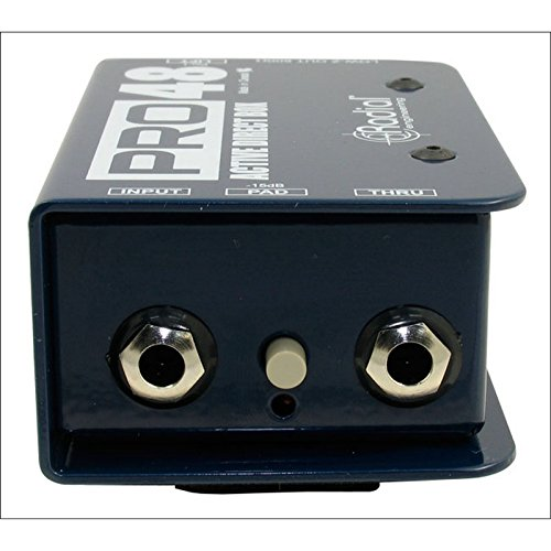 Radial Pro48   Compact Active Direct Injection Box by Radial (Image #1)