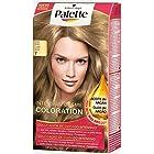 Palette Intense Color Cream Coloración Permanente, Tono 7 Rubio Medio Toffee - 115 ml