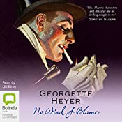 No Wind of Blame: Inspector Hemingway, Book 1 | Georgette Heyer
