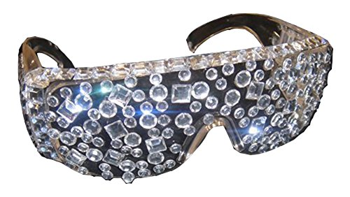Rhinestone Sunglasses Jersey Shore - Snooki Sunglasses