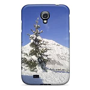 New Premium SlHymTC4111oMpQW Case Cover For Galaxy S4/ Winter For Good Sport In Natur Protective Case Cover