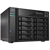 ASUSTOR AS7010T 10 Bay INTEL Dual-Core Enterprise NAS