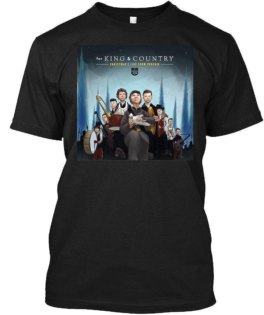 For King Christmas & Country Natalku 13 Teetshirt