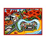 Perfect for Bedroom and Playroom Disney Cars