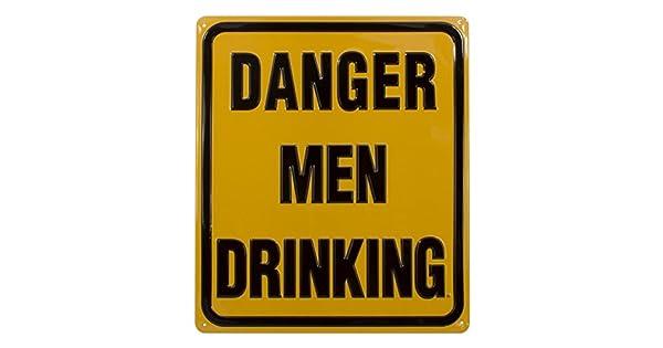 Amazon.com: Ande Rooney cartel peligro Hombres bebiendo ...