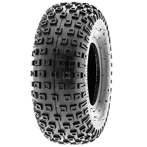 SunF 145/70-6 145/70x6 ATV UTV All Terrain Trail Replacement 6 PR Tubeless Tires A011, [Set of 2] by SUNF (Image #8)