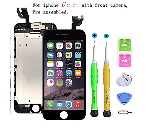 Detector Assembly (Screen Replacement Compatible with iPhone 6 4.7