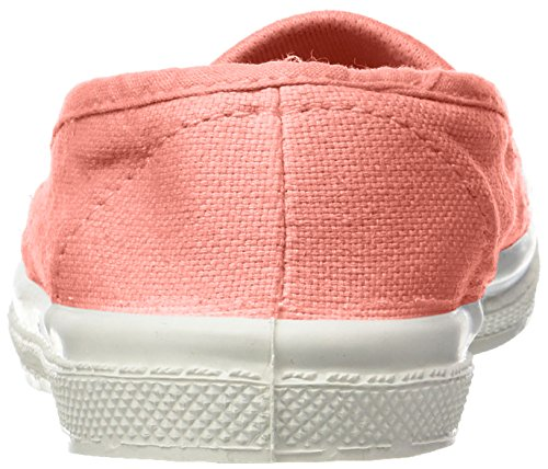 Bensimon Unisex-Kinder Tennis Elastique Sneaker Pink (Vieux Rose)