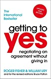 img - for Getting to Yes: Negotiating an agreement without giving in book / textbook / text book