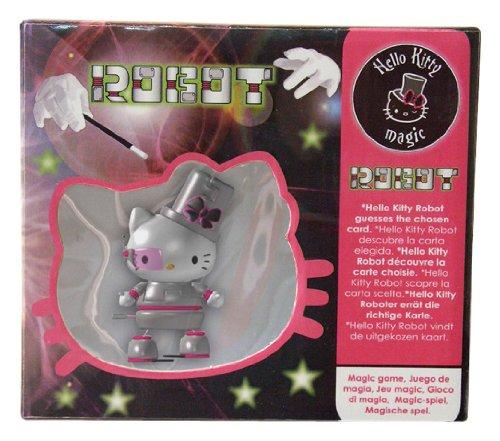 Hello Kitty Magic - MS1004 - Décoration de Fêtes - Tour de Magie - Super Robot