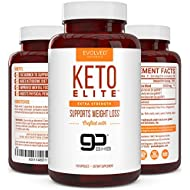 Extra Strength Keto Diet Pills 2000mg- Ketosis Pill for Fat Burn, Weight Loss, Energy and Focus -Patented goBHB Diet Supplement with Exogenous Ketones- Beta-Hydroxybutyrate-