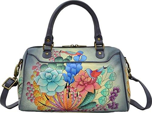 anuschka-anna-by-anuschka-handpainted-leather-zip-around-satchel-succulent-dreams