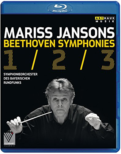 Beethoven: Symphonies Nos. 1-3 (Blu-ray)