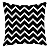 QBQCBB Print Pillow Case Polyester Sofa Car Cushion Cover Home Decor 45 X 45cm(E)