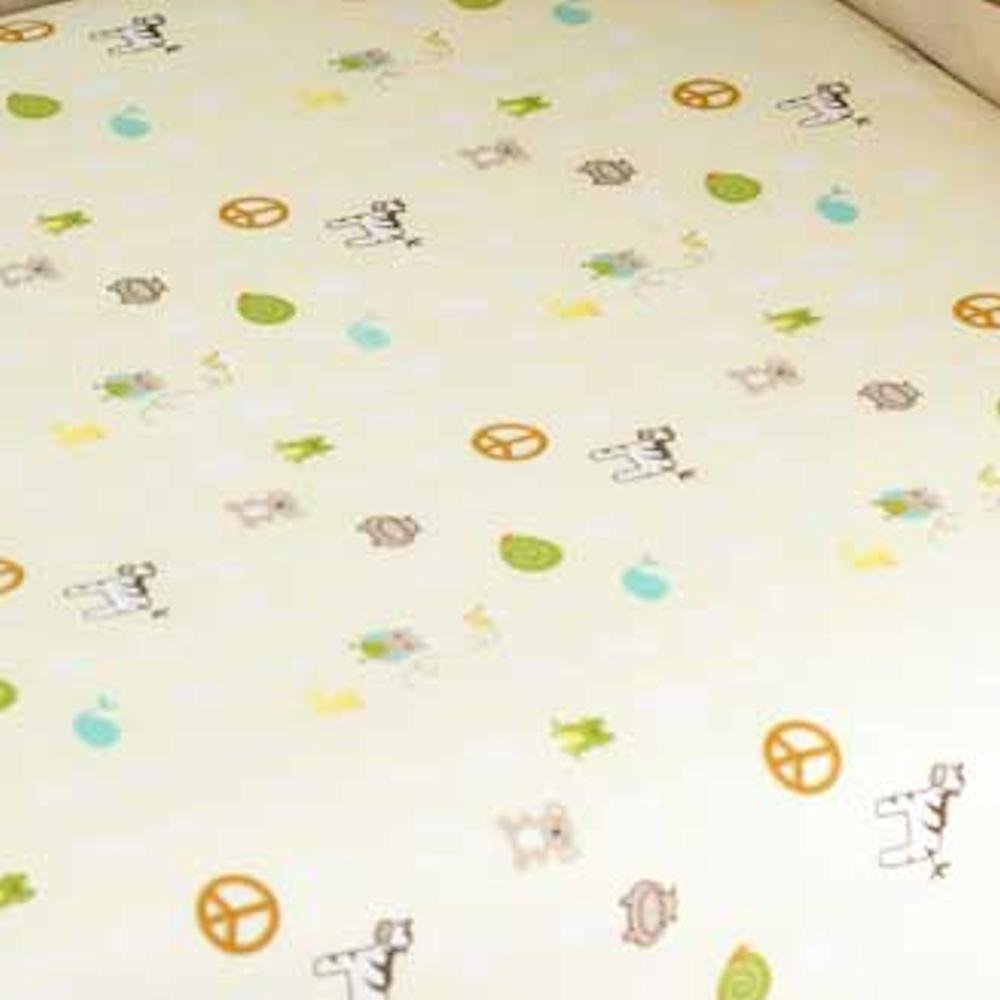A-Z Fitted Sheet by Too Good by Jenny